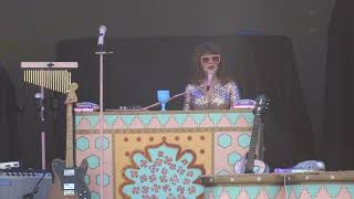 """Jenny Lewis """"Wasted Youth""""   Bourbon & Beyond 2019, Louisville, KY 9212019"""