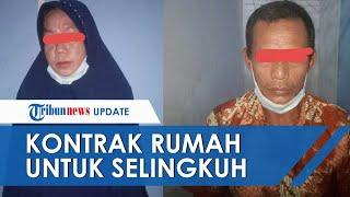 Curiga Sering Dipamiti ke Luar Kota, Suami di Aceh Gerebek Istri dengan Pria Lain di Rumah Kontrakan