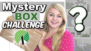 DIY Dollar Tree Decor   FUN Mystery Box Challenge   Dollar Tree Farmhouse DIYS   Krafts By Katelyn