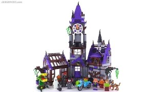 LEGO Scooby Doo Mystery Mansion review! set 75904