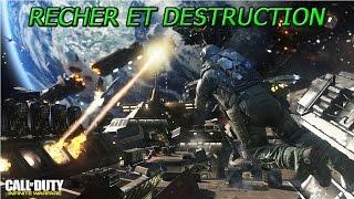call of duty infinite warfar mode recherche et destruction  / XVC GLITCHEUR