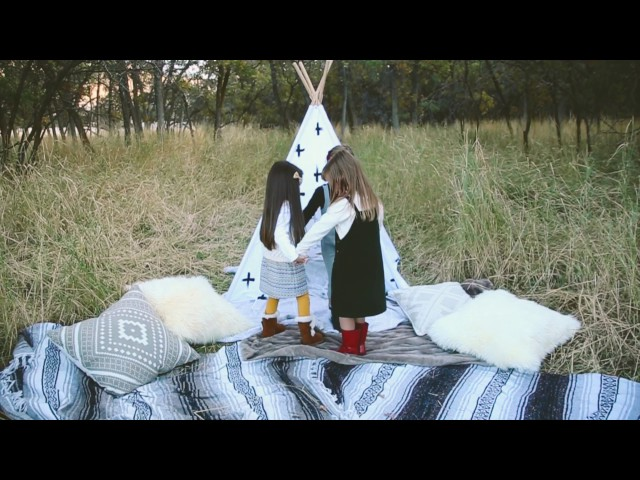Teepee Tents by From the Avenue