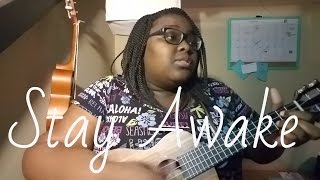 Stay Awake - Julia Nunes Cover || Gina Tharin