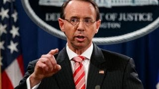 Rosenstein was trying to overthrow Trump: Sebastian Gorka