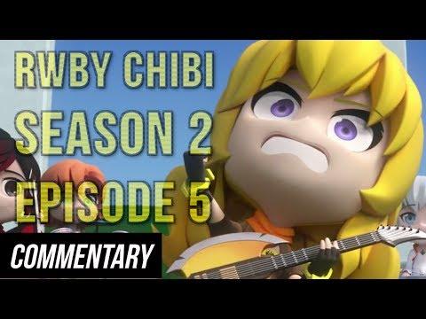 DOWNLOAD: RWBY Chibi Season 2, Episode 5 - Girls Rock! Reaction Mp4