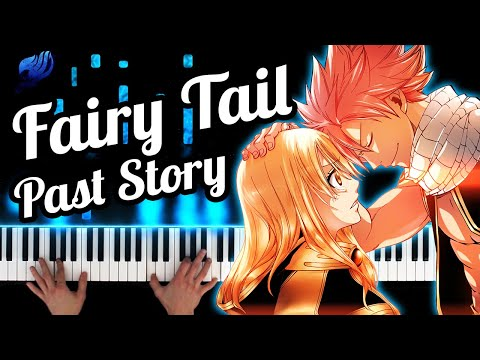 Fairy Tail Theme - Past Story (OST - Piano Cover)