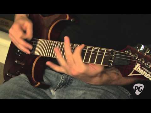 Video Review – Ibanez RG920QM Electric Guitar