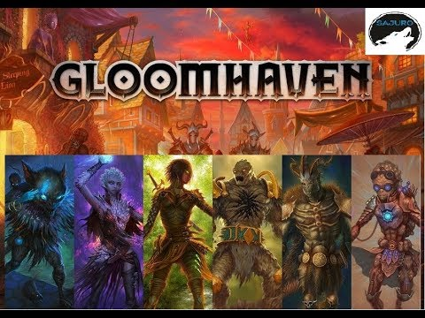 How to play Gloomhaven with Sajuro