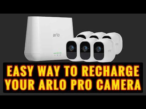 Arlo camera solar pier hack - смотреть онлайн на Hah Life