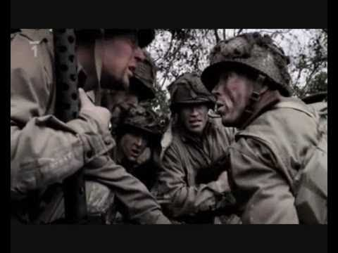 Band of Brothers Assault on Brecourt manor CZ