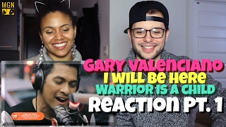 Gary Valenciano - I Will Be Here | Warrior is a Child Reaction Pt.1