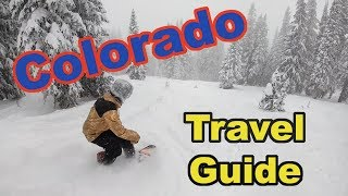 How to Plan Your Ski Trip to Colorado!!