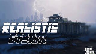 Realistic Storm