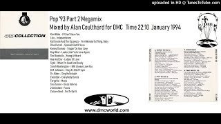 Pop '93 Megamix (DMC Mix by Alan Coulthard January 1994)