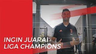 Cristiano Ronaldo Ingin Juarai Liga Champions di Tiga Klub Berbeda