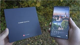 Huawei Mate 10 Pro Unboxing!