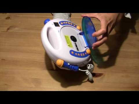 Kinder CD Player - X4-TECH Bobby Joey
