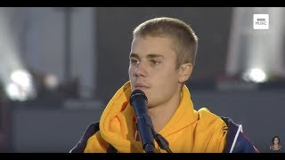 Justin Bieber   Love Yourself Live (One Love Manchester)