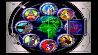mega man x7 ost stage select - TH-Clip