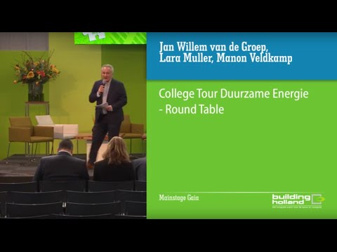 College Tour Duurzame Energie - Round Table