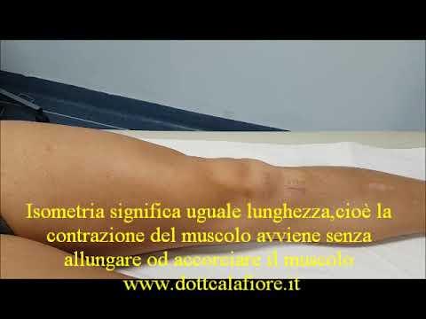 Standard di cura osteocondrosi