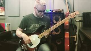 Bass Playing Showreel