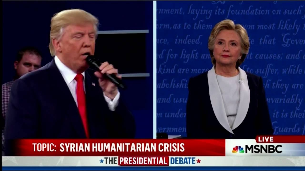 The Second Presidential Debate | The Biggest FAIL Was… thumbnail