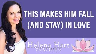 How To Connect Deeply With A Man's Heart So He Falls For You | Helena Hart