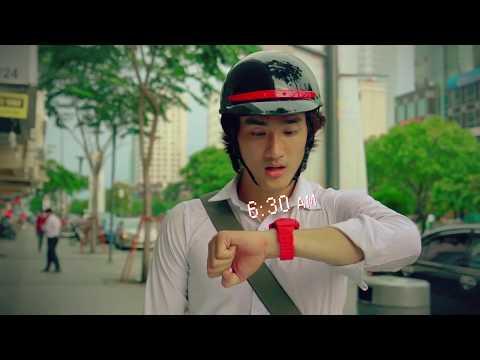 phim ngắn xe đạp điện Hola H1