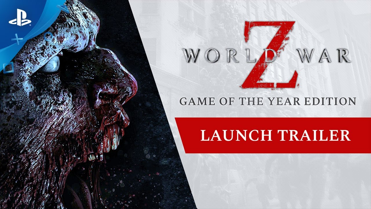 World War Z: Marseilles DLC & Game of the Year Edition Shamble to PS4 Tomorrow