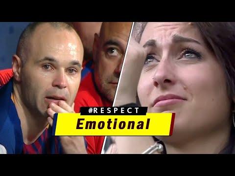 Top 15 Emotional Farewells In Football ● LEGENDS Saying Goodbye