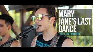Mary Jane's Last Dance - Tom Petty (Acoustic Cover) LIVE at 3 Bros