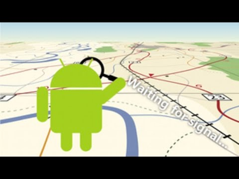 58- Xamarin Android GPS and Geocode ماهو نظام التتبع وكيف تحدد موقعك وعنوانك