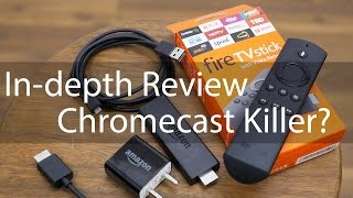 Amazon Fire TV Stick with Voice Review A Chromecast Killer?