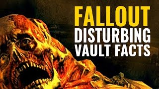 9 Disturbing Fallout Vault Facts and Experiments