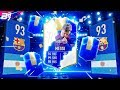 ICON AND MESSI IN A PACK! HUGE TEAM OF SEASON PACK OPENING! | FIFA 19 ULTIMATE TEAM TOTS