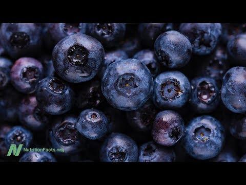 """ד""""ר מייקל גרגר מציג את המחקרים שמוכיחים כי פירות יער משפרים את תפקוד המוח"""