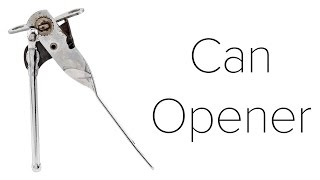 Can Opener Review