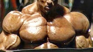 The Biggest Widest Shoulders In Bodybuilding - Shoulder Day Workout