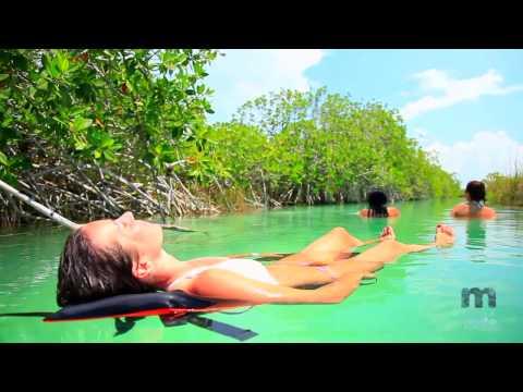Reserva de la Biósfera de Sian Ka´an, Quintana Roo, Mexico, The Mayan Route.