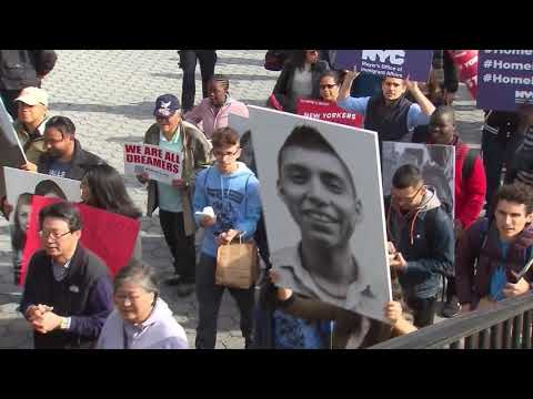 SNN: New College Students and Staff share thoughts on DACA in the Supreme Court