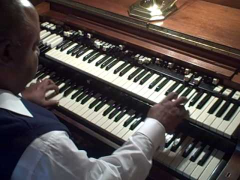 The Battle is Not Yours - Hammond Organ