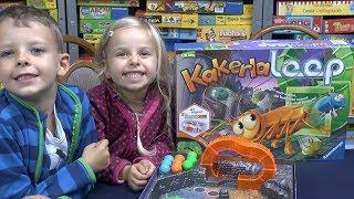 Kakerlaloop (Ravensburger) - ab 5 Jahre - Das Spiel mit der witzigen Kakerlake