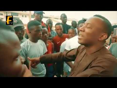 SHOCKING VIDEO!!! Presidential Candidate, Sowore shows unbelievable contrast between Nigeria