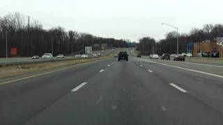 Branch Avenue Freeway (MD 5 from I-95 to MD 223) southbound