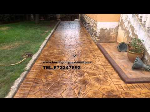 Hormigon Impreso Ibrillos 672247692 Burgos