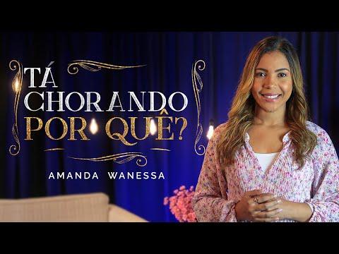 Amanda Wanessa - Tá Chorando Por Quê? (Voz e Piano)