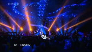 Eurovision 2007 Hungary with Terry Wogan