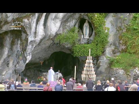 Chapelet à Lourdes du 16 juin 2020