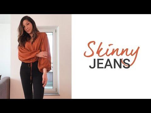 Sind Skinny Jeans out? So wirken sie 2019 noch up to date | Plus: DIE beste Skinny! | natashagibson